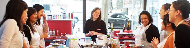 Ateliers de cuisine tours les informations sur l for Atelier cuisine tours